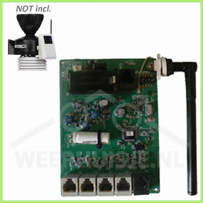 Davis 7345.221 | VP part | Transmitter board+ antenne