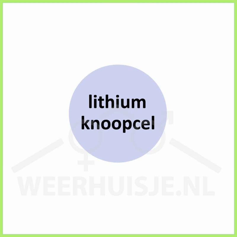 Duracell  3V Lithium CR2032 batterij