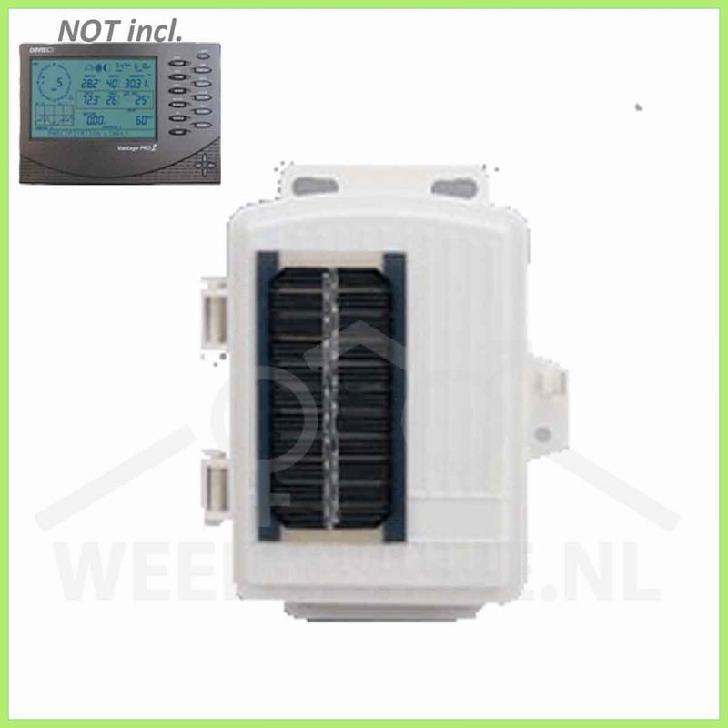Davis 6610 | VP option | Solar power kit draadloos console