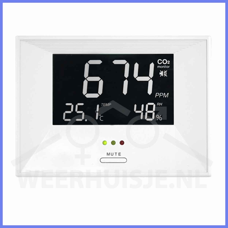 CO2 - TFA 31.5003 AirCO2ntrol life CO2 monitor