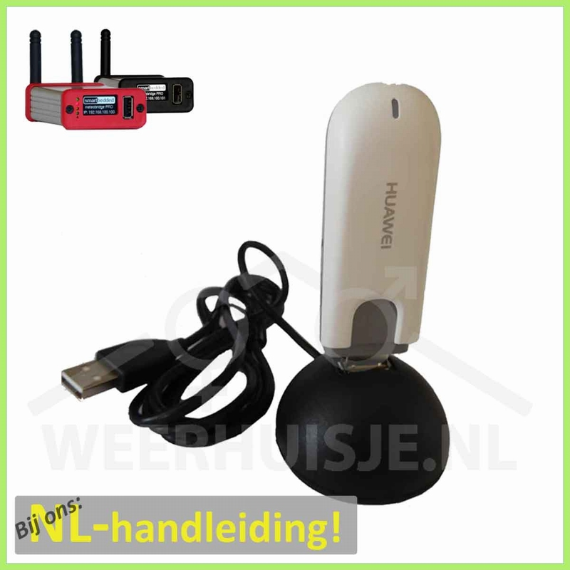 WH-WUS03-DGL Meteobridge Prp(+) mobile Wingle with router