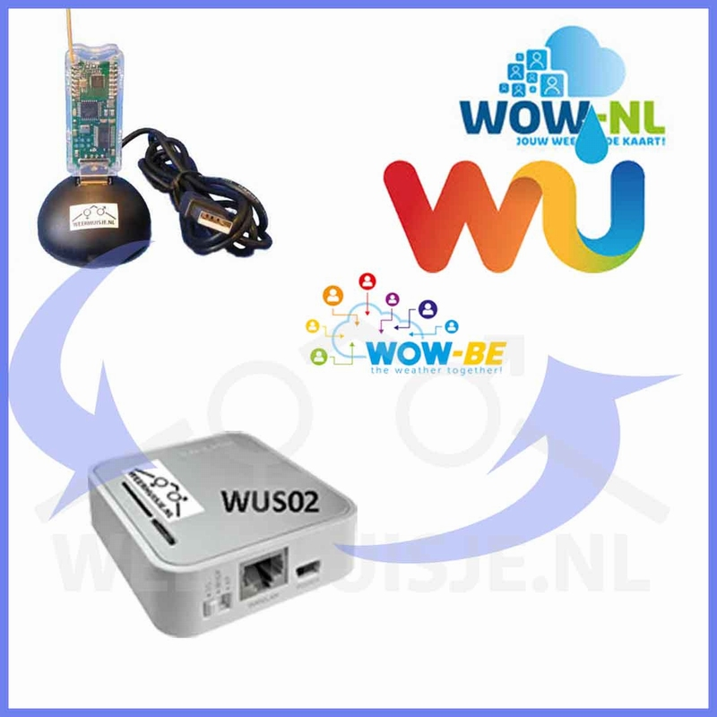 WH-WUS02-MeteoBridge Plug & play Upload Server