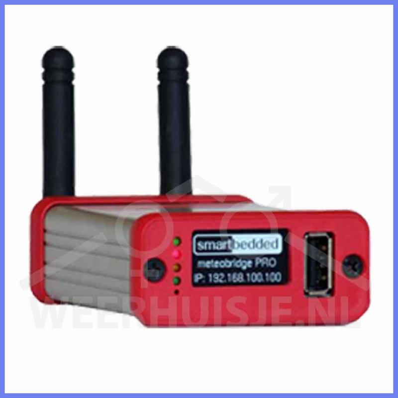 WH-WUS03-Pro+ Smartbedded Meteobridge Pro+ upload server