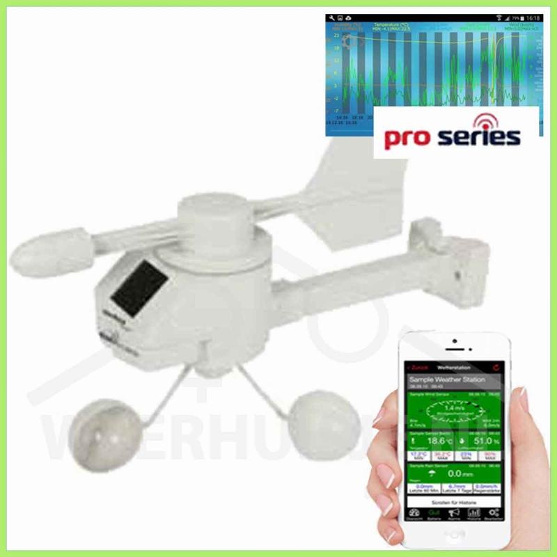 MA10660 Mobile PRO Alerts Windmeter