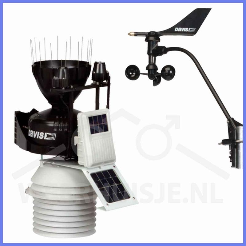 Davis 6328  | VP option | VP2+ m 24hr fan sensor set draadl