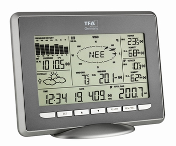 TFA 35.1095-disp Display voor Sinus 35.1075