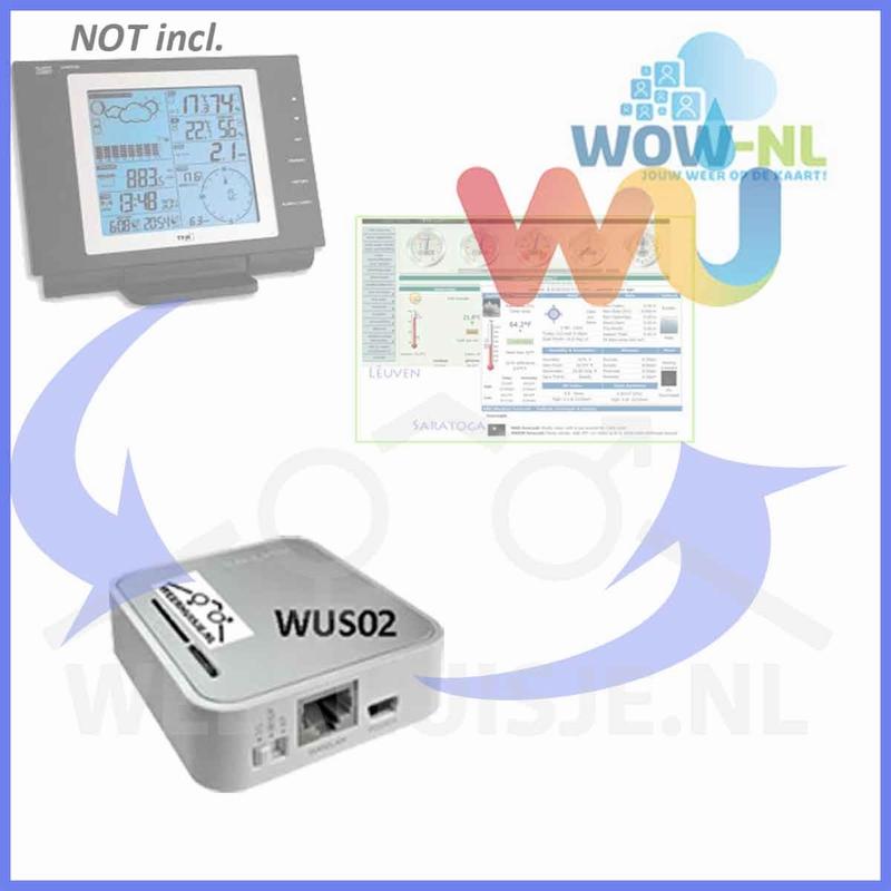 WH-WUS02-only - Doe zelf de configuratie van je meteobridge.