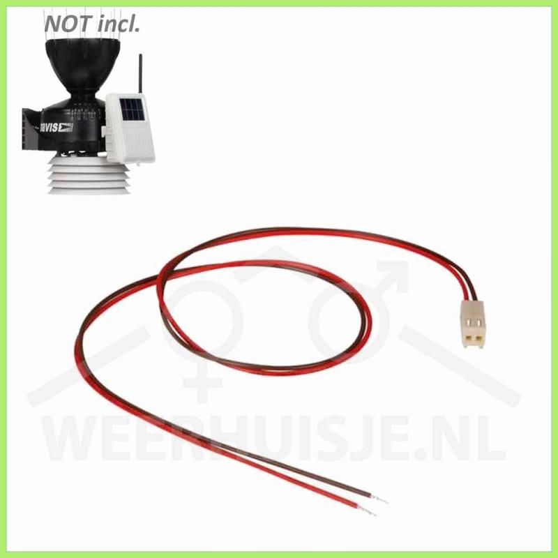 Davis Vantage Pro2 solar panel replacement cable