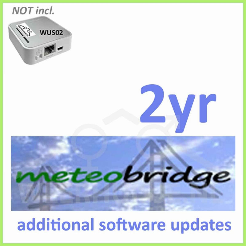 WH-WUS02-LIC 2 years Meteobridge license prolongation