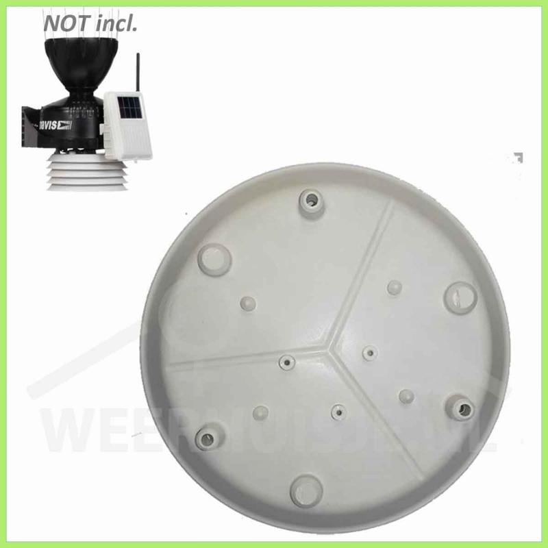 Davis 7342.099 Cosed plate for passive radiation shield VP2