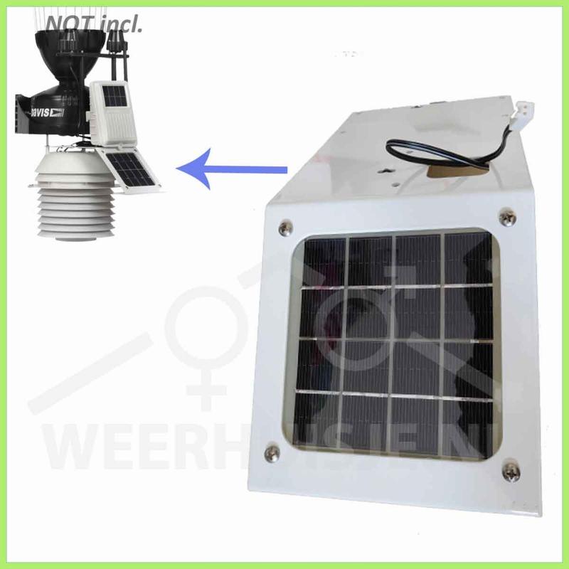 Davis 7345.119 Solar panel voor 24hr fan Vantage Pro2