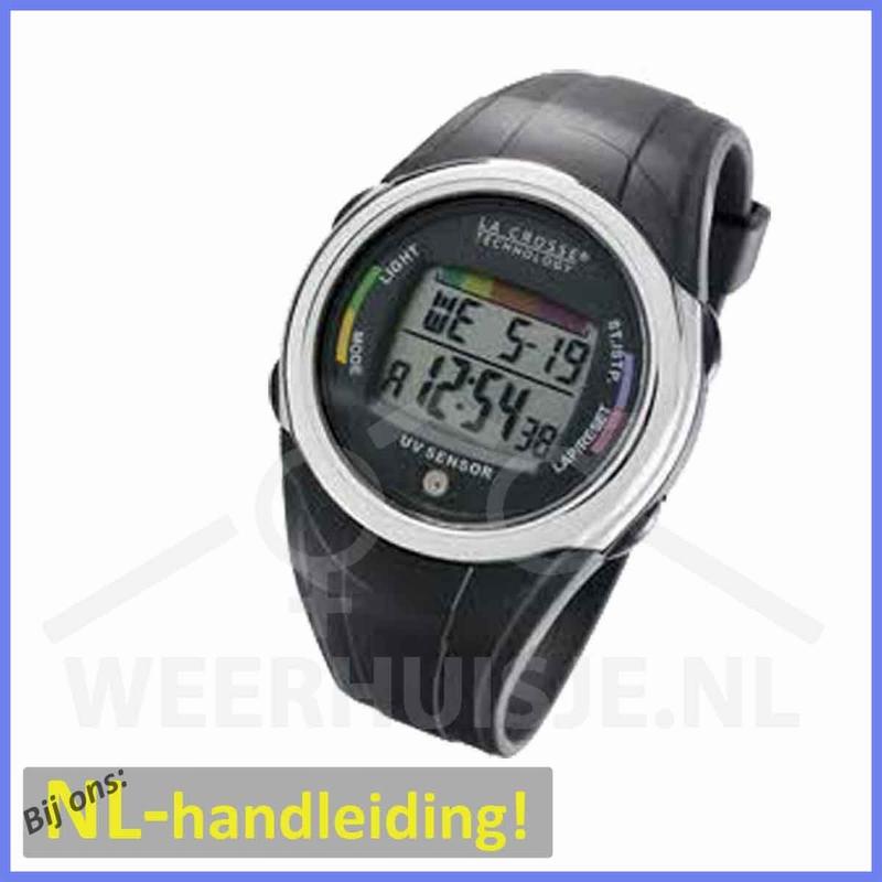 NIEUW-XG-UV-100 outdoor horloge   EXTRA GOEDKOOP