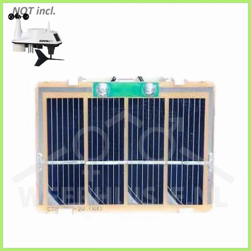 Davis 7345.285  | Vue part | Solar Panel for Vantage  Vue