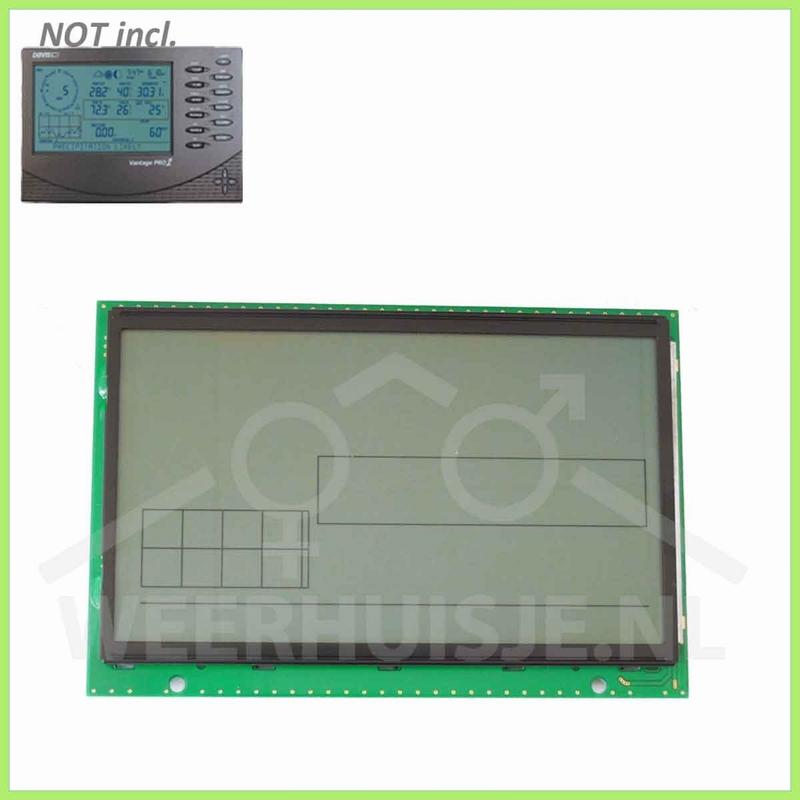 Davis 7365.100  | VP part | VP2 Replacement LCD Screen