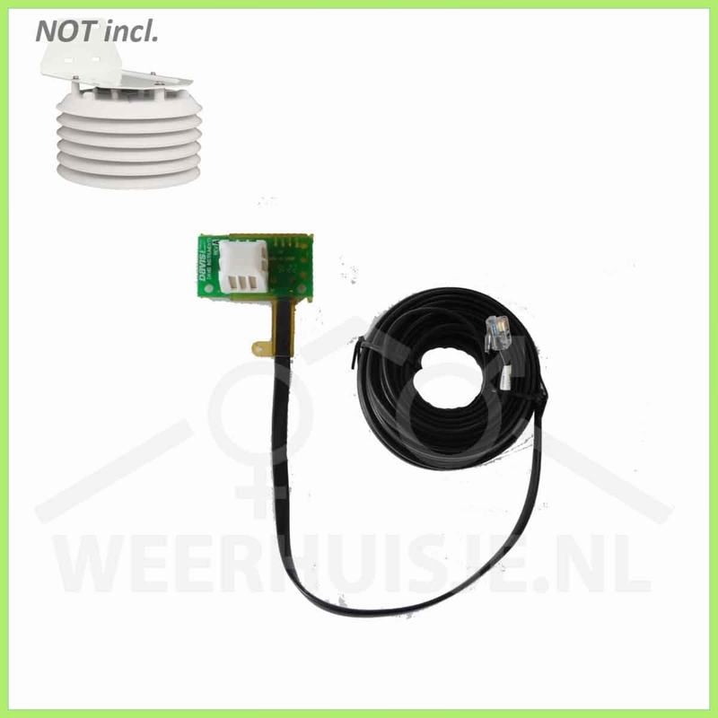 Davis 7346.221 | VP part |  T/H sensor met 7.6m kabel.