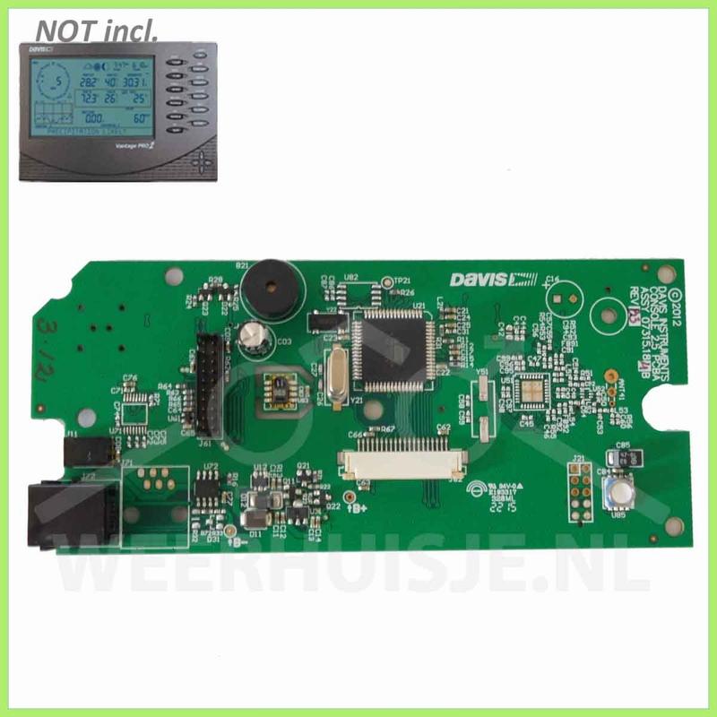 Davis 7356.051   VP part   VP2 Cabled  -  console PCBA
