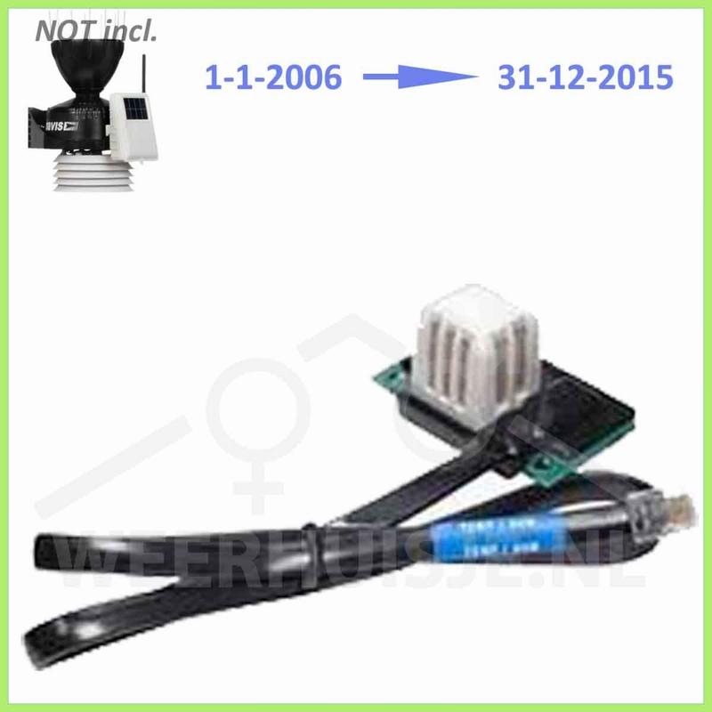 Davis 7346.174  | VP part | verbeterde temp/hygro sensor
