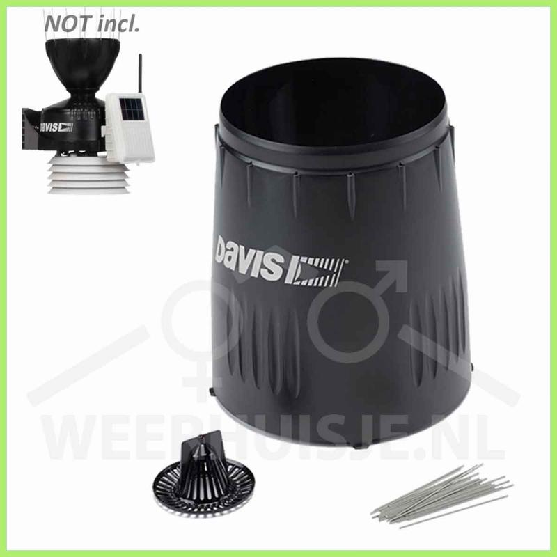 Davis 7345.527 | VP part | Vantage Pro regenmeter conus