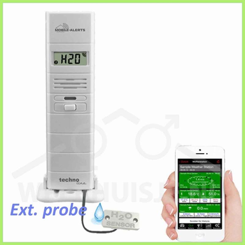 MA10350 Mobile Alerts temp/hygro met wateralarm