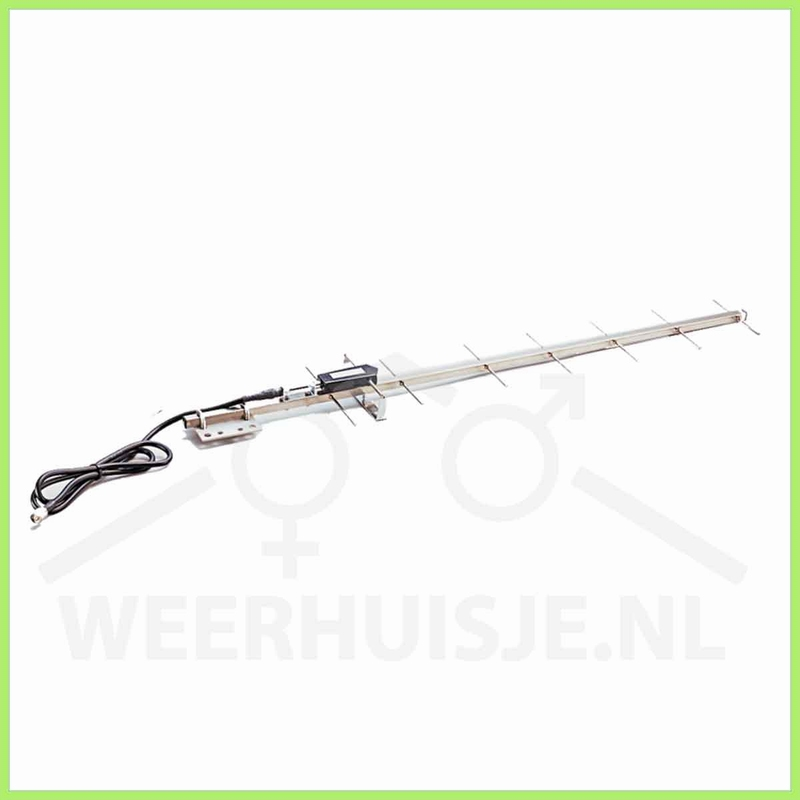 Davis 7660 | VP part | Yagi antenne voor long range repeater