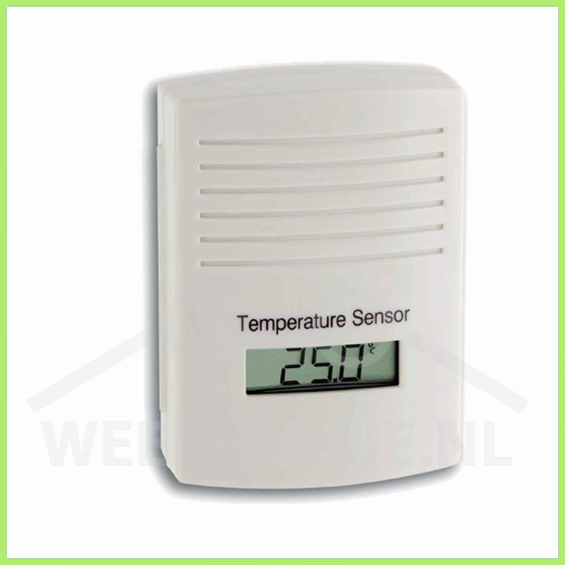 TFA 30.3157 Temperatuursensor draadloos, display