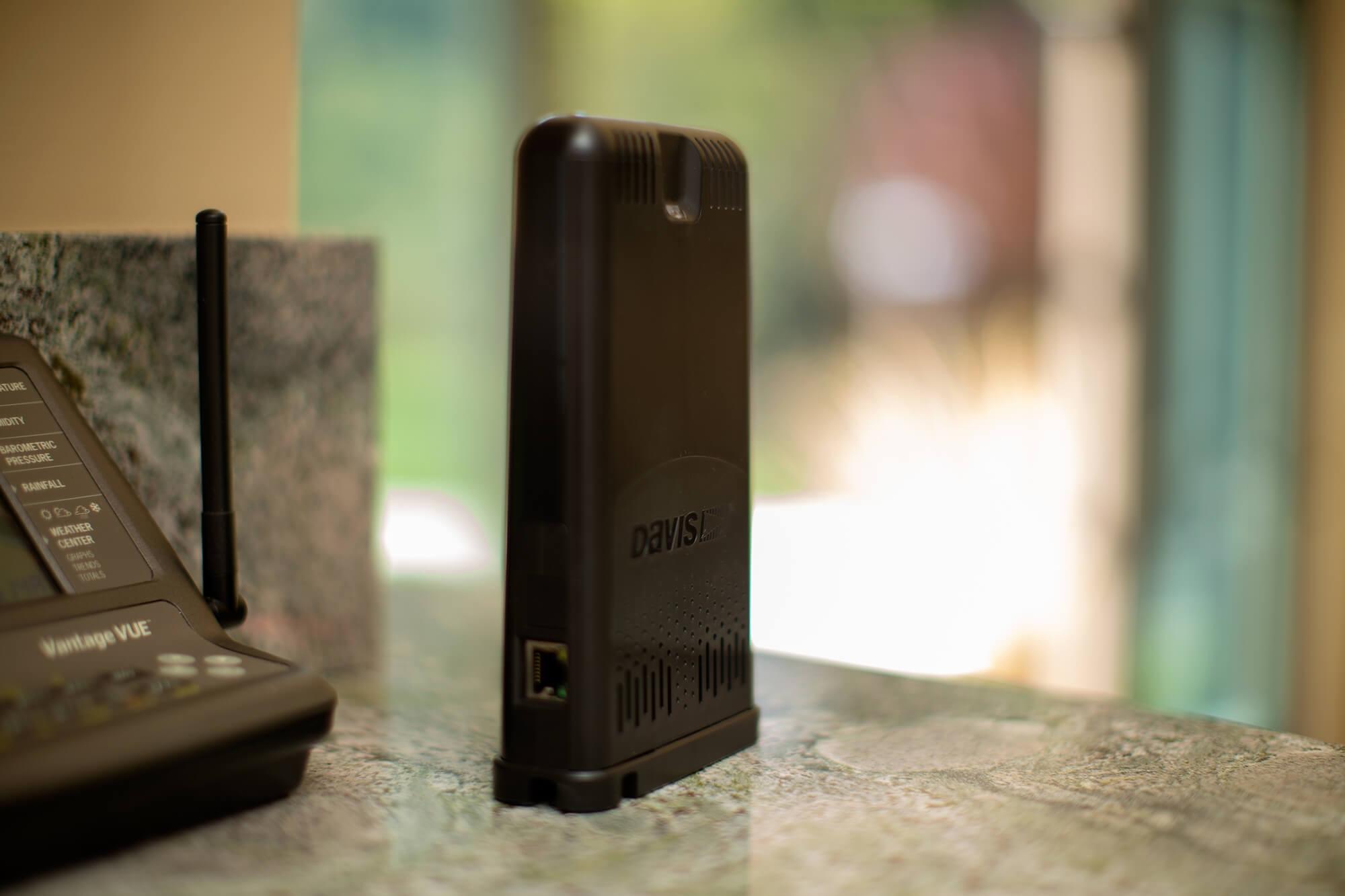 Davis 6100 | VP option | Weatherlink live met Wifi