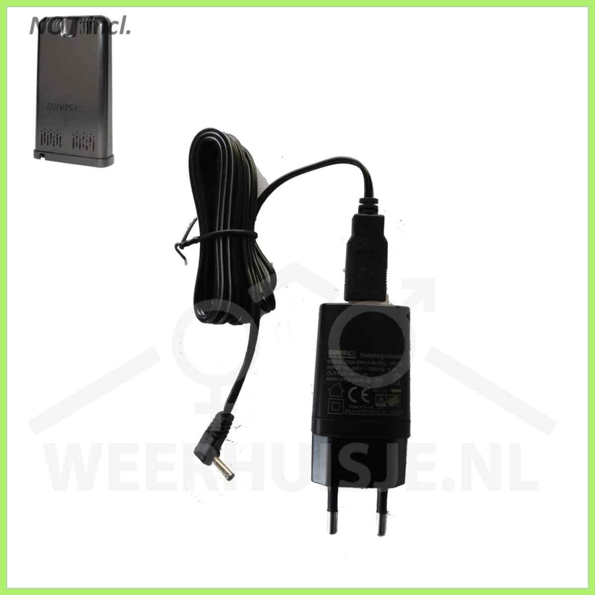 Davis 6312 | VP option | Vantage Pro2 console - draadloos