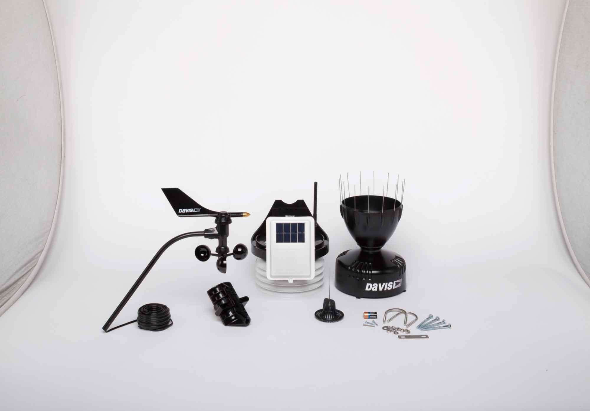 Davis 6322 | VP option | basis sensor set draadl (voor 6152)
