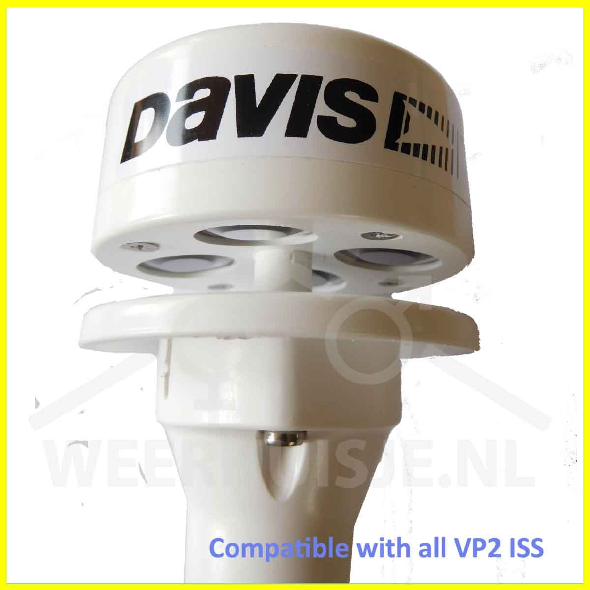 Davis 6415  | VP option | Ultrasone anemometer Vantage Pro2