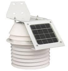 Davis 6832 Temp./luchtv. sensor VP2 met 24hr fan