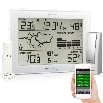 MA10006  Mobile-Alerts startset. Gateway, sensor, display
