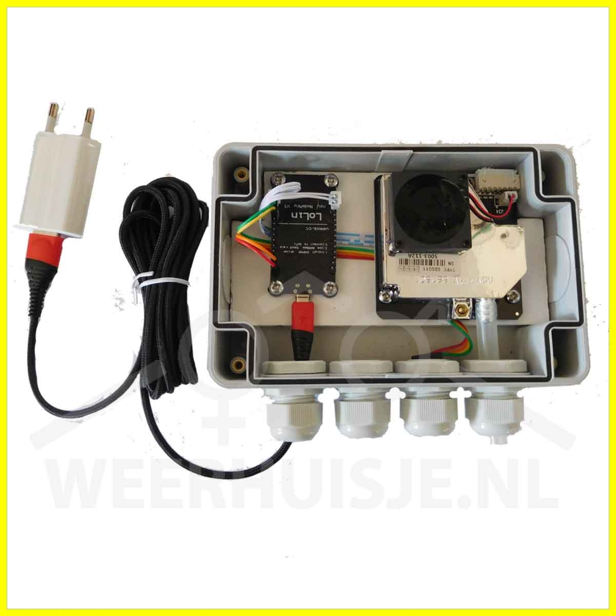 WH FS-02-Box Particular matter measuring station Type Box