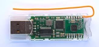 WH-MeteoStick USB-stick ontvanger voor Davis ISS