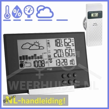 TFA 35.1106 Pure plus weerstation.