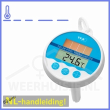 Pool - TFA 30.1041 Zwembadthermometer Solarpowered.