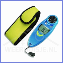 WIND - TFA  42.6000.06 Handwindmeter blauw
