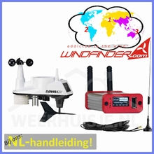 Windfinder weather station  <b>( &euro;528,- ex VAT)</b>