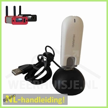 WH-WUS03-DGL Meteobridge Prp(+) mobile dongle with router