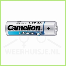 AA lithium batterijen    AANBIEDING STAFFELKORTING