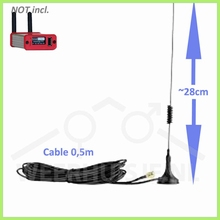 Alternatieve mobility RF-antenne Meteobridge Pro+