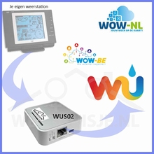 WUS02 Uploadserver with upload to WU - WOW - Weather website