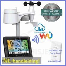 BR-7002580 Bresser 5-in-1 WIFI weerstation