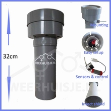 WH FS-01 Particular matter measuring station. Type Tube