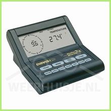 GEBRUIKT - Davis 7425 Weather Monitor II console - Demomodel