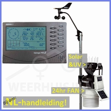 Davis 6163 Vantage Pro2 Plus+fan professional weatherstation