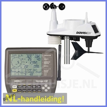 Davis 6250 Vantage Vue professional wireless weather station
