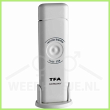TFA 30.3163 Temperatuursensor draadloos, display