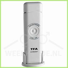 TFA 30.3163 Temperatuursensor draadloos, display