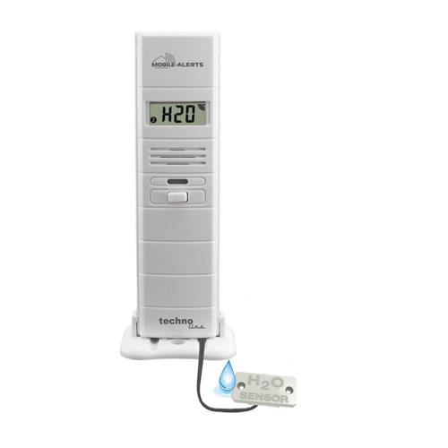Weerhuisje Mobile alerts Weather hub MA10350 temperatuur/hygrosensor water detector 30.3305.02