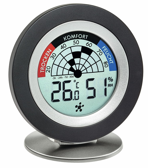 Weerhuisje thermo/hygrometer 30.5043.01